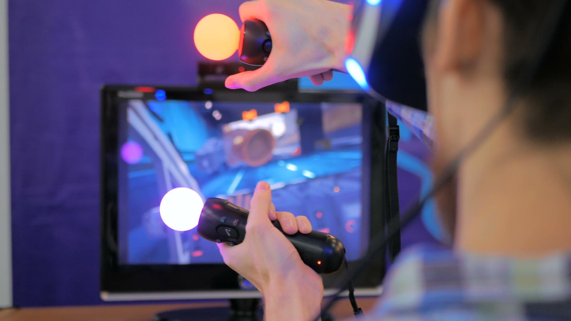 Jakie gry na PlayStation VR kupić