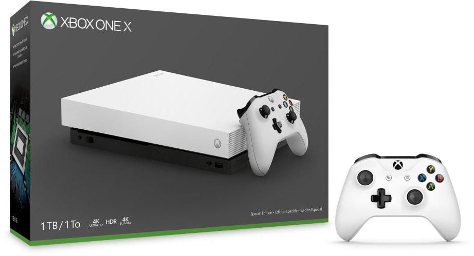 Recenzja Xbox One X